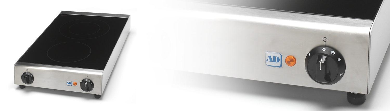 Piani di cottura vetroceramica ad induzione e resistenze for Piani di fienile domestico